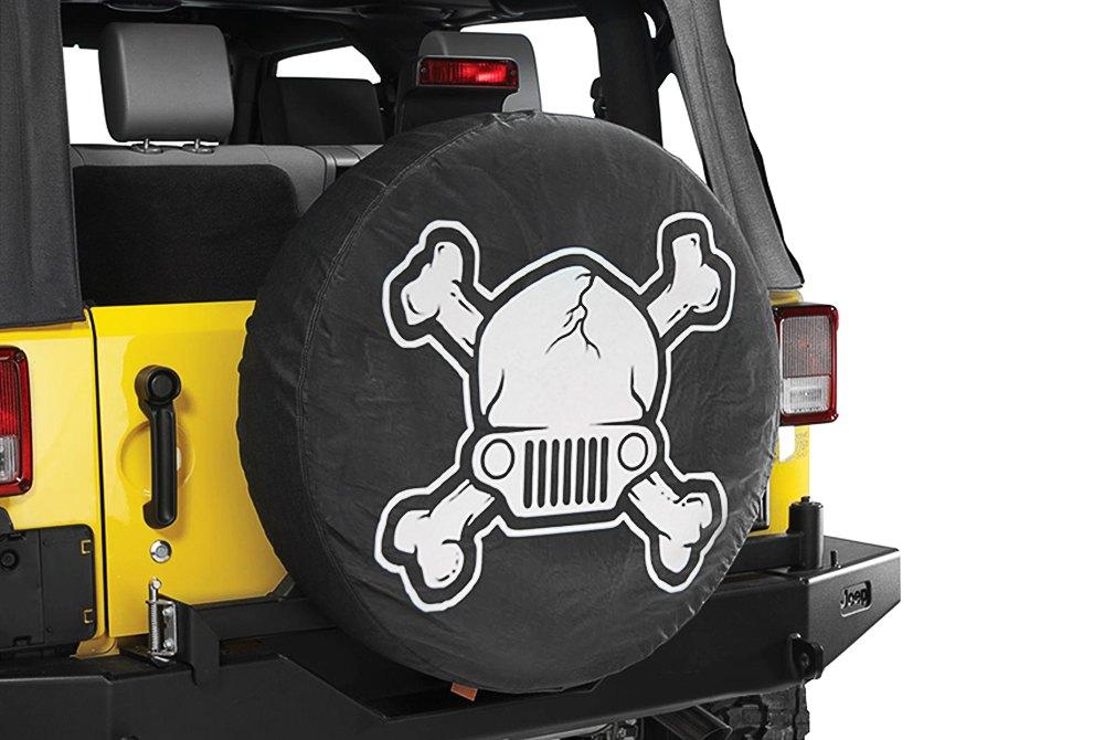 Spare Tire Covers | Soft, Rigid, Custom Designs & Logos