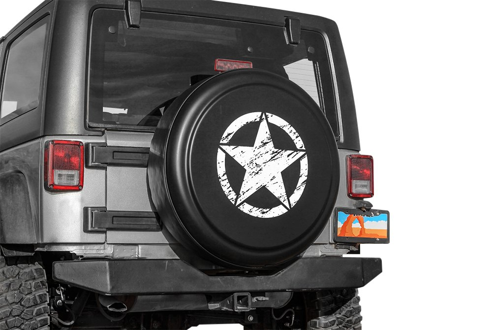 made cover jeep life for shop denim print spare tire usa logo silver covers black it one jeeps in live the vinyl
