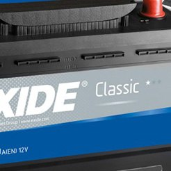 Exide® - Replacement Battery