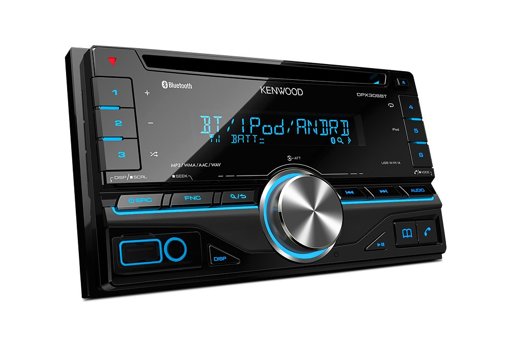 Car Stereos Cd Amp Dvd Players Single Din Double Din
