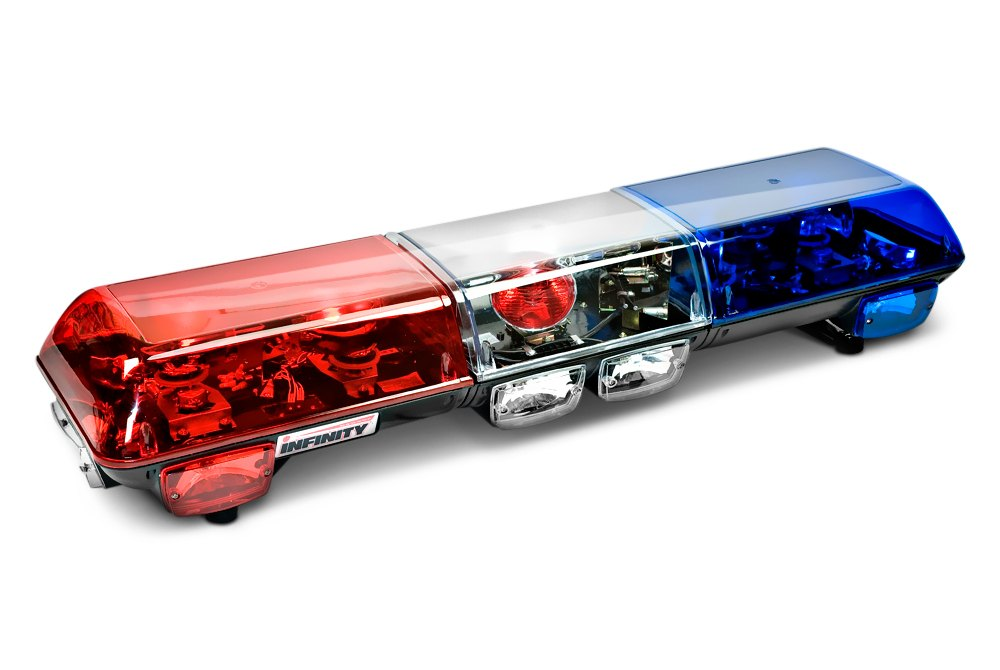 Emergency vehicle strobe lights led light bars beacons carid emergency vehicle strobe lights 3270 products full bar warning light aloadofball Image collections