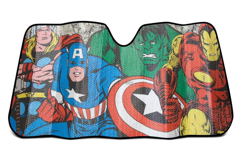 Folded Sun Shade · Plasticolor Marvel Sun Shade ... d08c32422fc