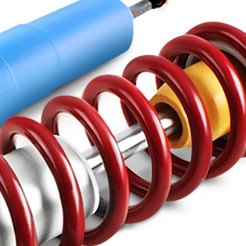 Koni® - Performance Coilover with Eibach Coil Springs