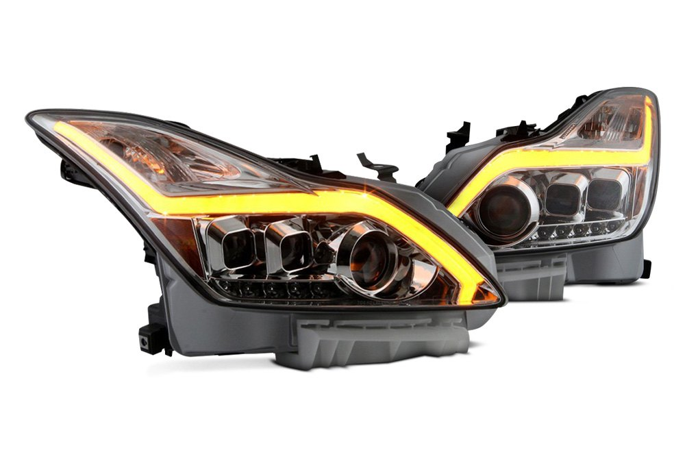 Switchback & Sequential Headlights | LED & HID — CARiD com