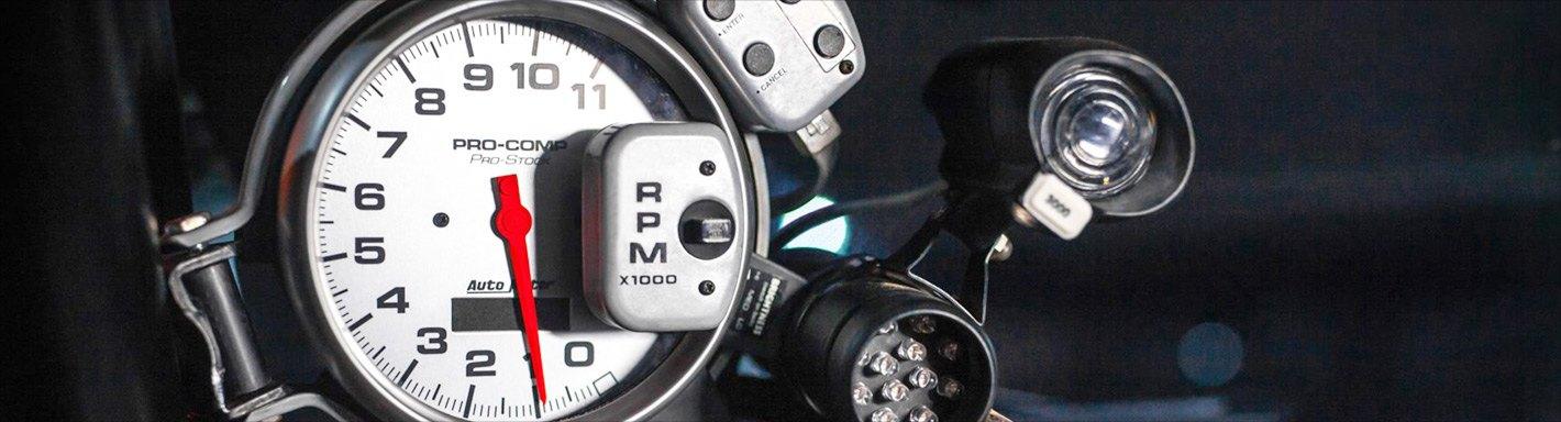 Tachometers & Shift Lights at CARiD.com on