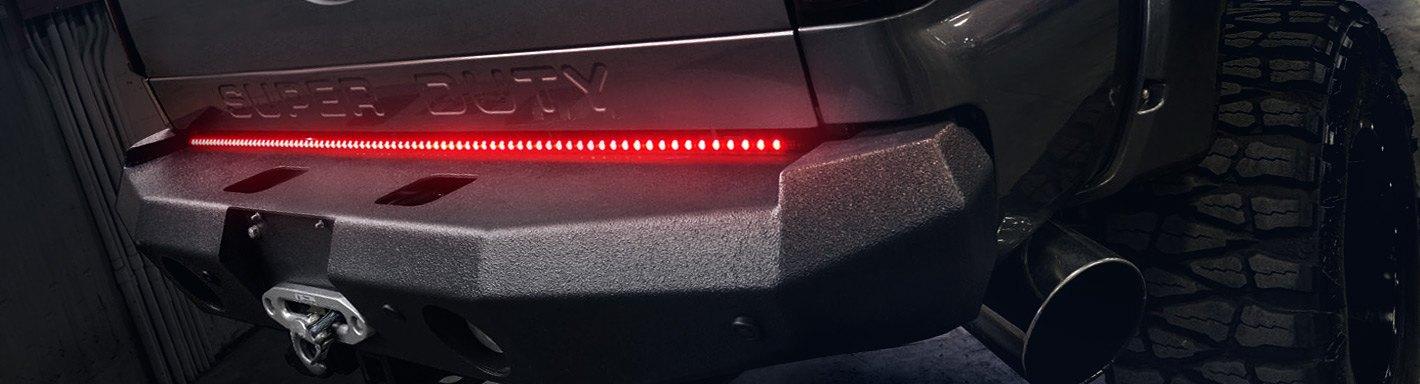 Tailgate light bars led sequential strobe plug play carid tailgate light bars aloadofball Images