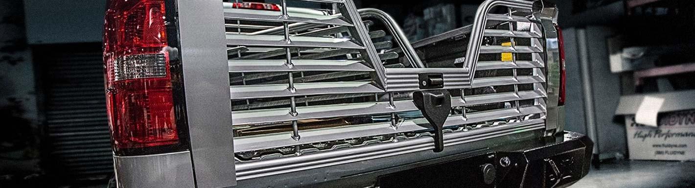 5th Wheel & Gooseneck Tailgates | Louvered, Vented – CARiD com