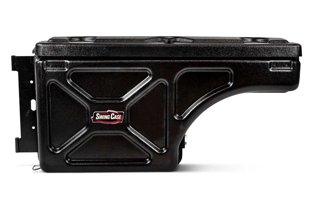 Truck Bed Tool Boxes Crossover Side Mount Single