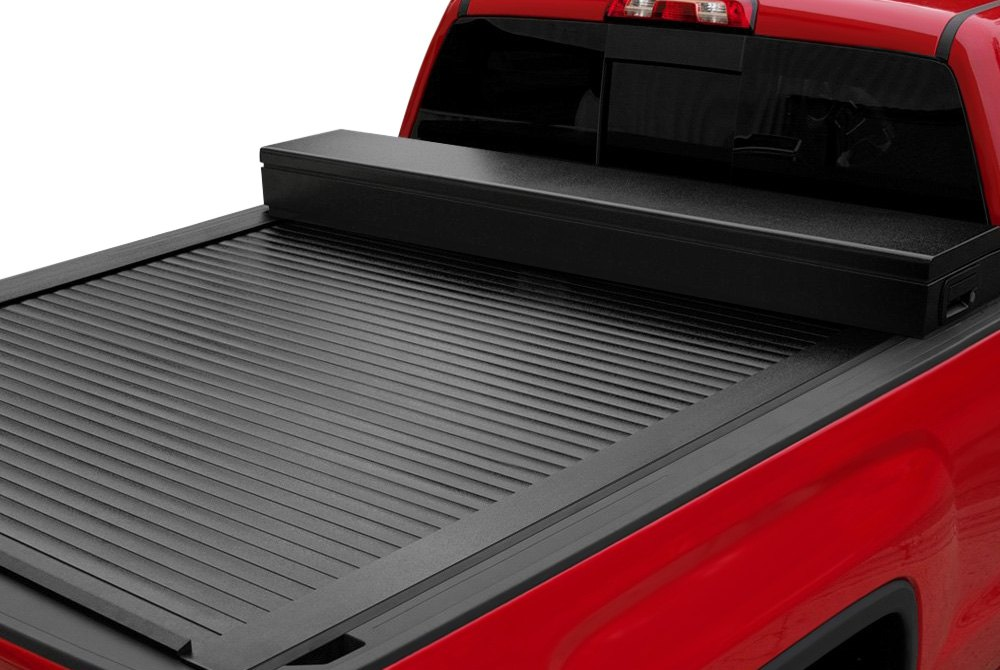 Tool Box Tonneau Covers Roll Up Folding Hinged Retractable