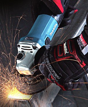 Work more Efficiently with Makita