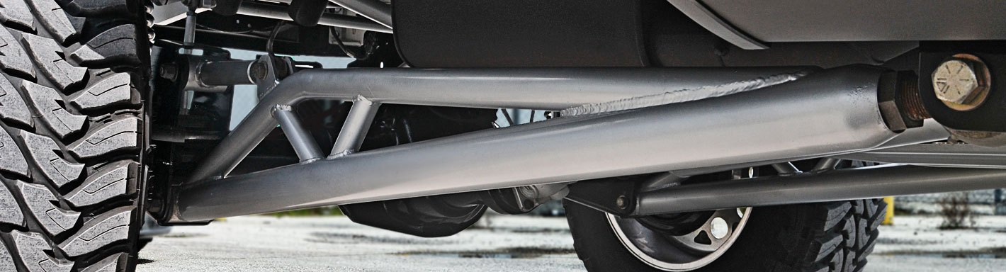 Traction Bars Main on 1998 Dodge Ram 3500 Frame