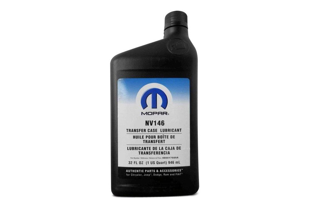 chevy s10 transfer case oil