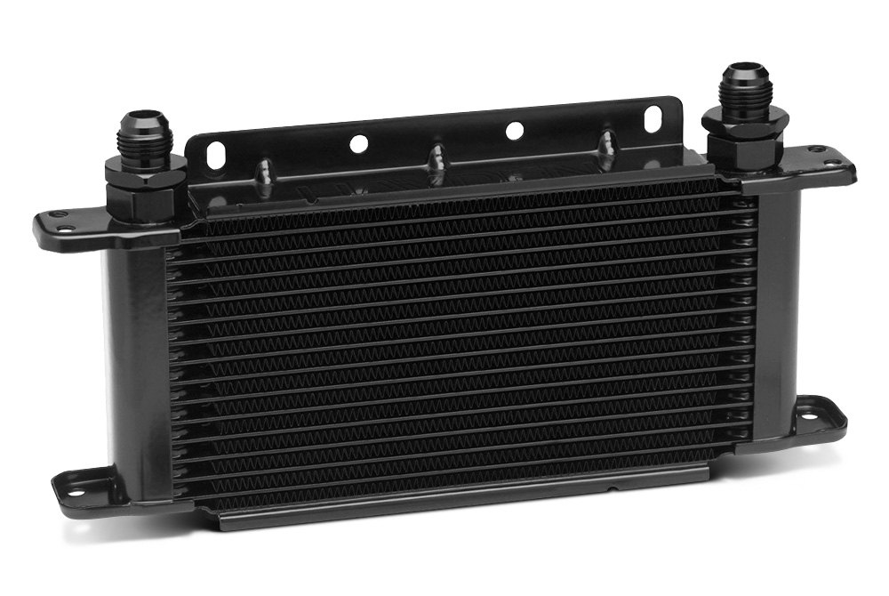 Racing Transmission Fluid Cooler : Performance transmission oil coolers stacked plate