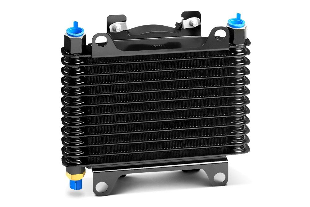 Transmission Oil Coolers And Cooler : Automatic transmission oil coolers hoses lines