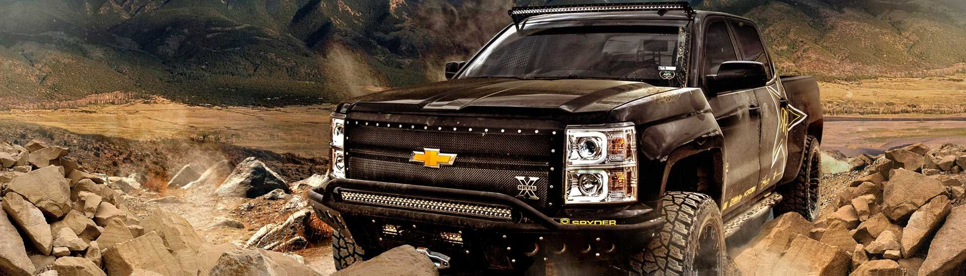 truck parts accessories. Black Bedroom Furniture Sets. Home Design Ideas