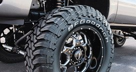 BFGoodrich Tires - Proving Grounds