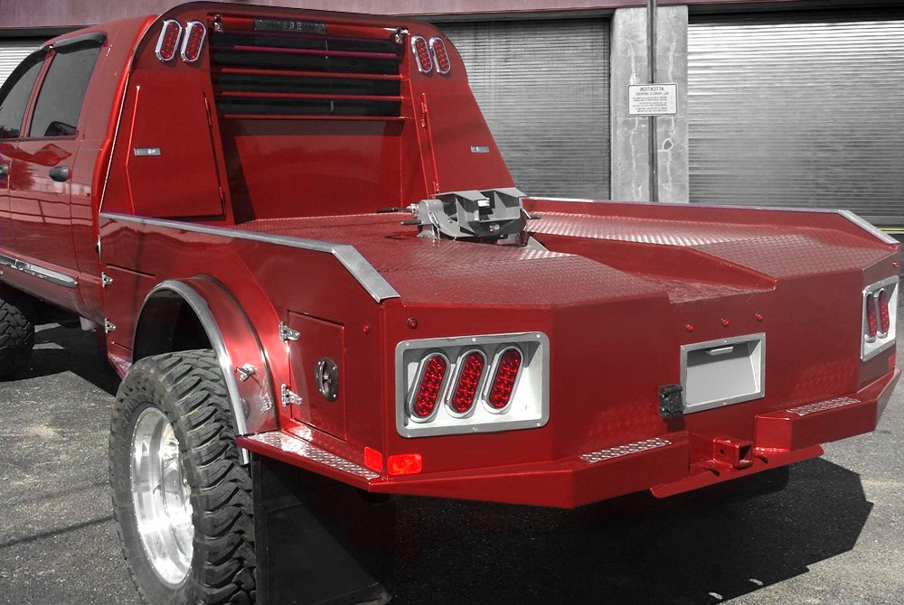 Truck Beds Flatbed Truck Beds