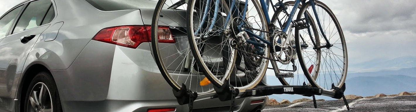 Lincoln trunk mount bike racks support arms platform for Garage skoda versailles