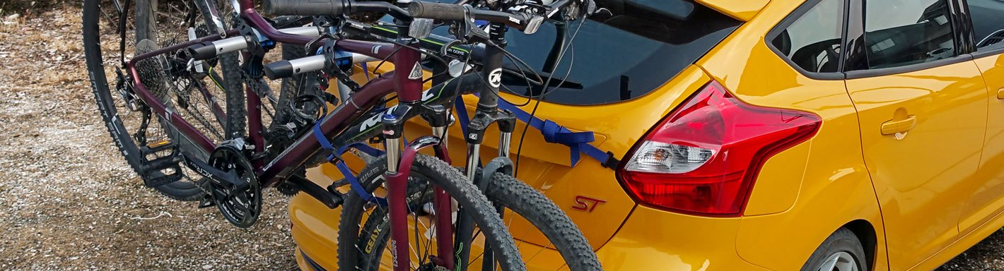 Subaru WRX Bike Racks - 2004