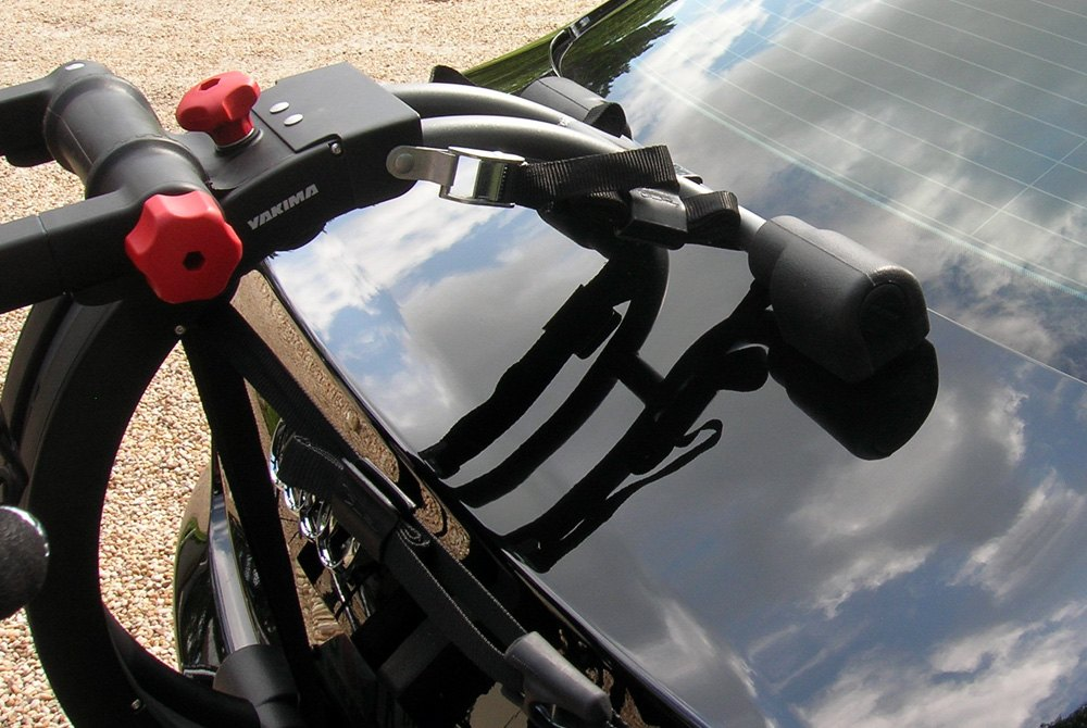 Trunk Mount Bike Racks