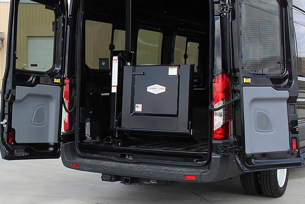 Hydraulic Lifts For Vans : Van lift gates parts hydraulic electric — carid
