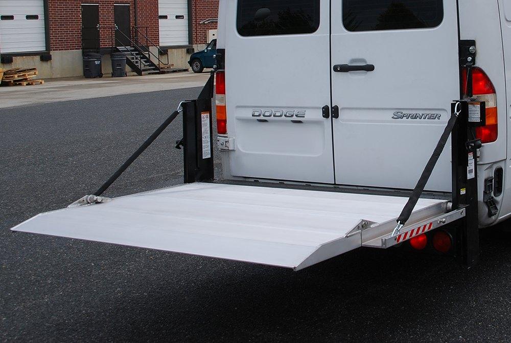 Hydraulic Lift Gate Parts : Van lift gates parts hydraulic electric — carid