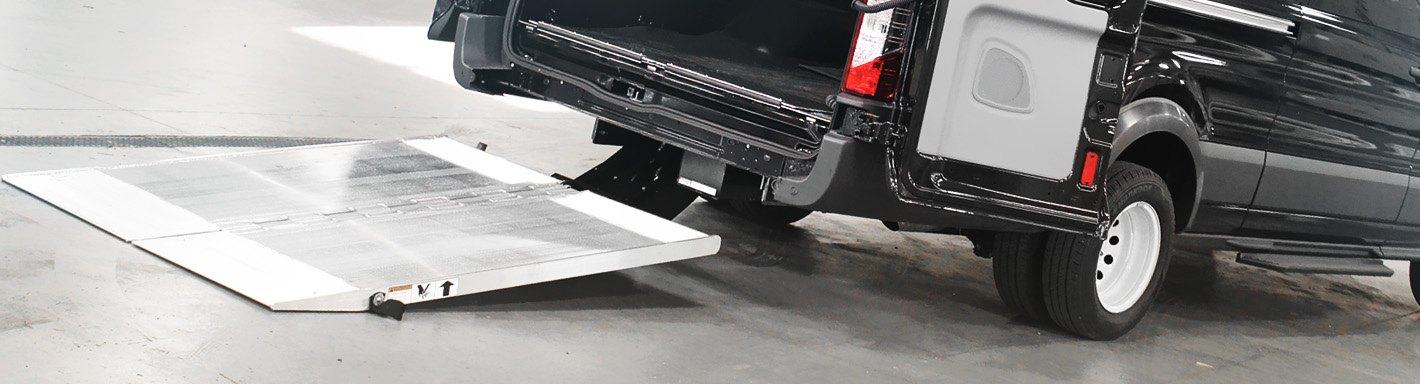 Ford Performance Club Connect >> Ford Transit Lift Gates | Hydraulic, Electric — CARiD.com