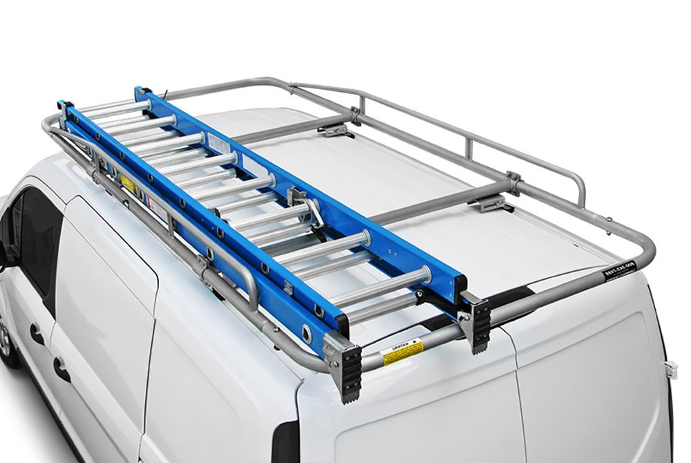 Ladder Roof Rack >> Van Ladder Racks Roof Drop Down Cross Member Carid Com