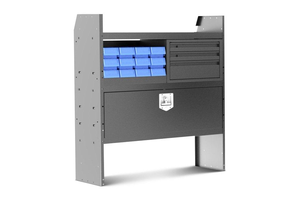 Weather Guard Secure Storage Shelf · Kargo Master Van Shelving ...  sc 1 st  CARiD.com & Commercial Van Storage Systems u2014 CARiD.com