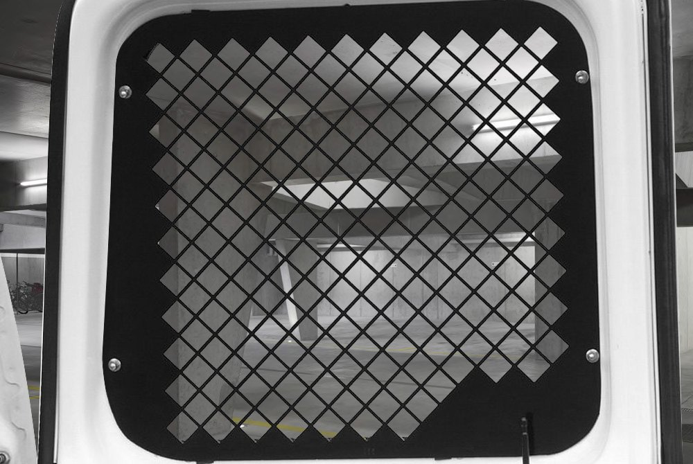 Van Window Safety Screens | Rear, Side — CARiD com