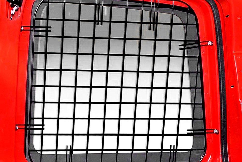 Van window safety screens rear side for Window mesh screen