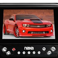 "Naxa® - 7"" TFT-LCD Dual Screen in Headrest Monitor"