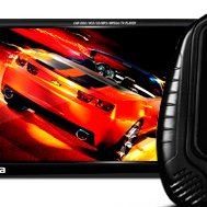 "Naxa® - 7"" Touch Screen Double DIN Multimedia Player"