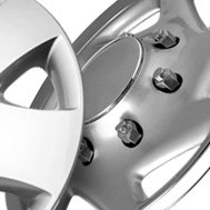 Lascquer® - Chrome Wheel Cover
