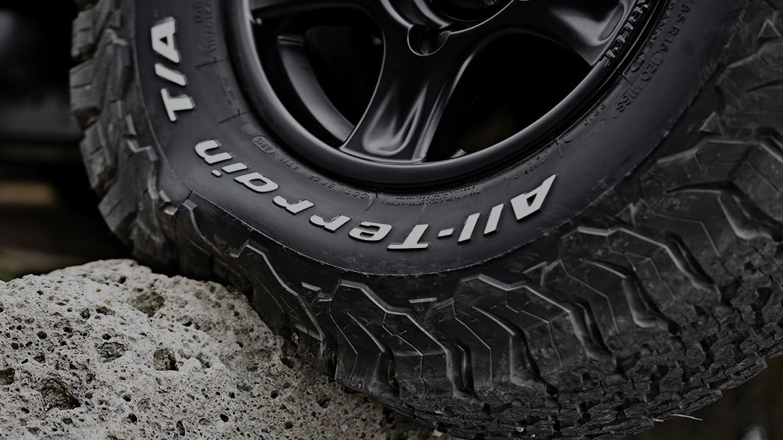 All-Terrain Grip in Any Weather