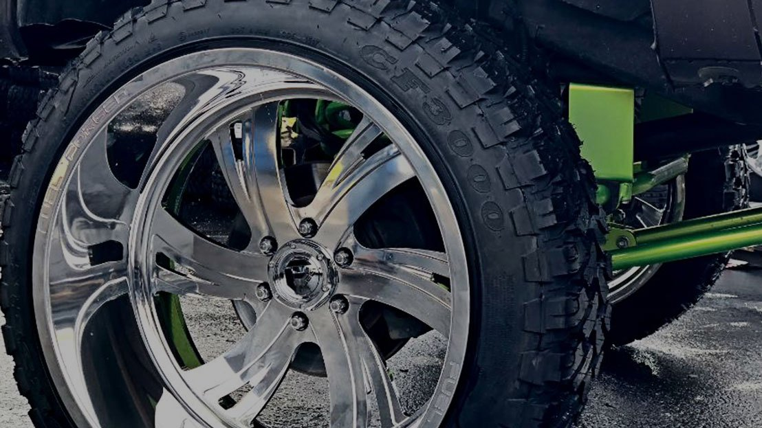 The Most Advanced Off-Road Wheels