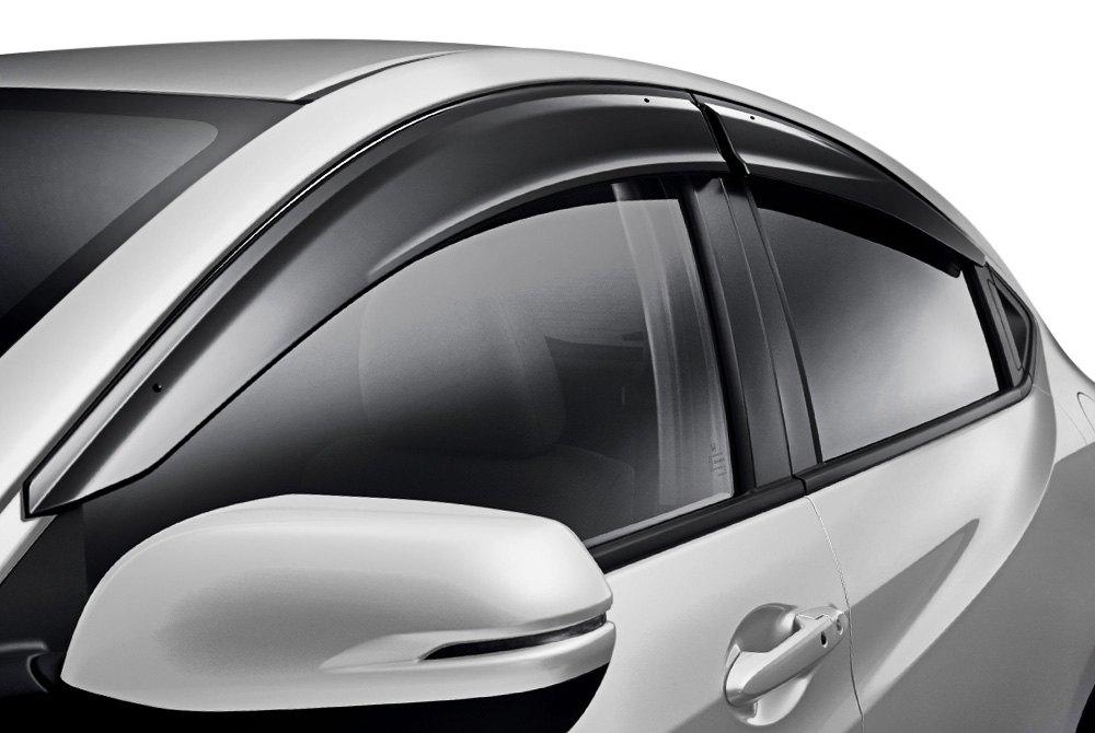 Rain Guards | Wind Deflectors | Window Visors at CARiD com