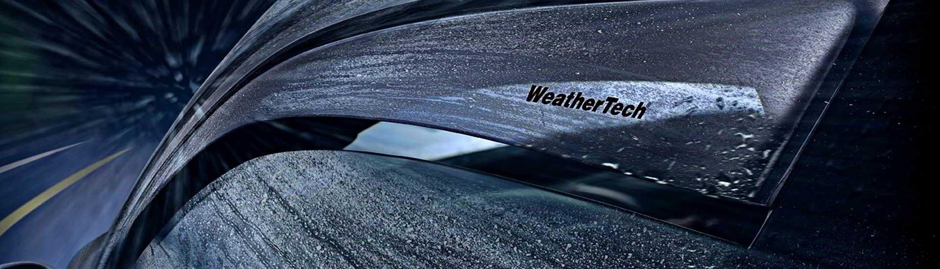 Rain Guards Wind Deflectors Window Visors At Carid Com