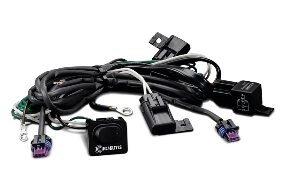 Off-Road Light Wiring Harnesses & Connectors at CARiD.com on