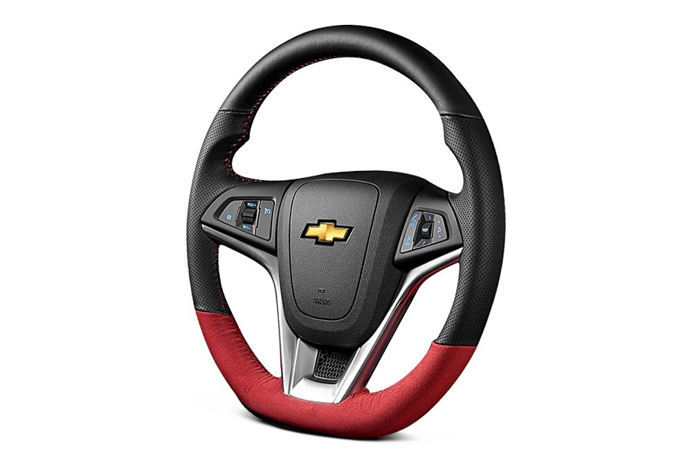 Steering Wheels | Custom, Wood, Leather, Replacement, Racing – CARiD com