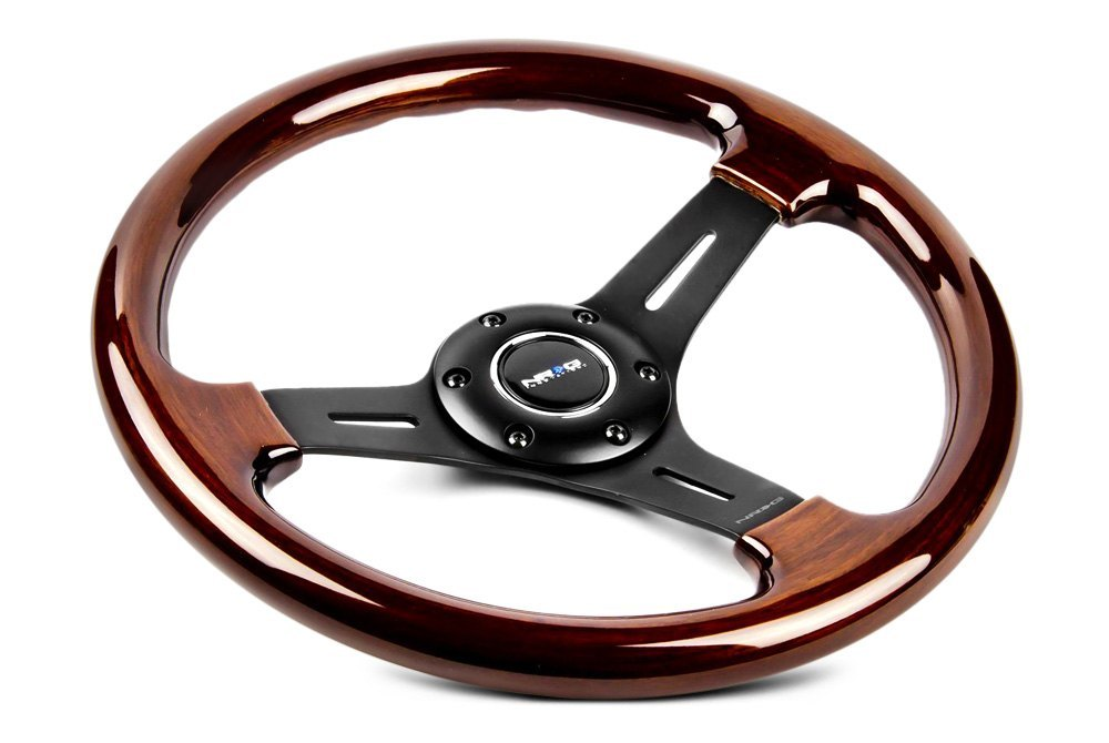 Vintage Sports Car Steering Wheels
