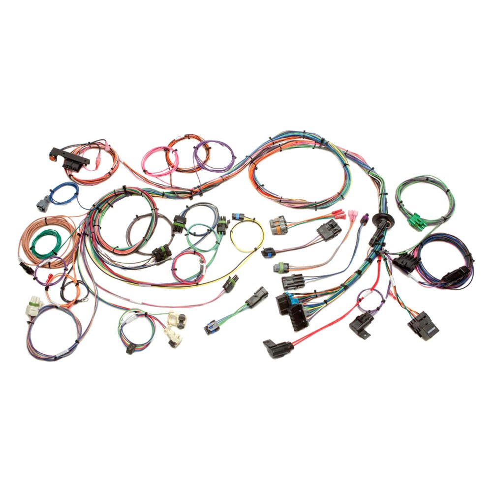 painless performance 60201 tbi extra length harness rh carid com Painless  Wiring Harness Chevy Painless Wiring Harness Kit