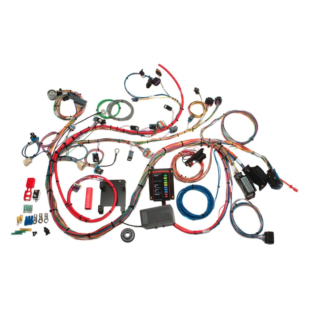 Painless Performance® 60526 - Gen IV Throttle By Wire Harness on 1972 chevy truck harness, radio harness, painless fuse box, front lead dog harness, indestructible dog harness, chevy tbi harness, rover series 3 diesel harness, 5.3 vortec swap harness, bully dog harness, 5 point harness, painless engine harness, horse driving harness, racing seat harness, horse team harness, dodge ram injector harness, duraspark harness, electrical harness, ford 5.0 fuel injection harness, fuel injector harness, car harness,