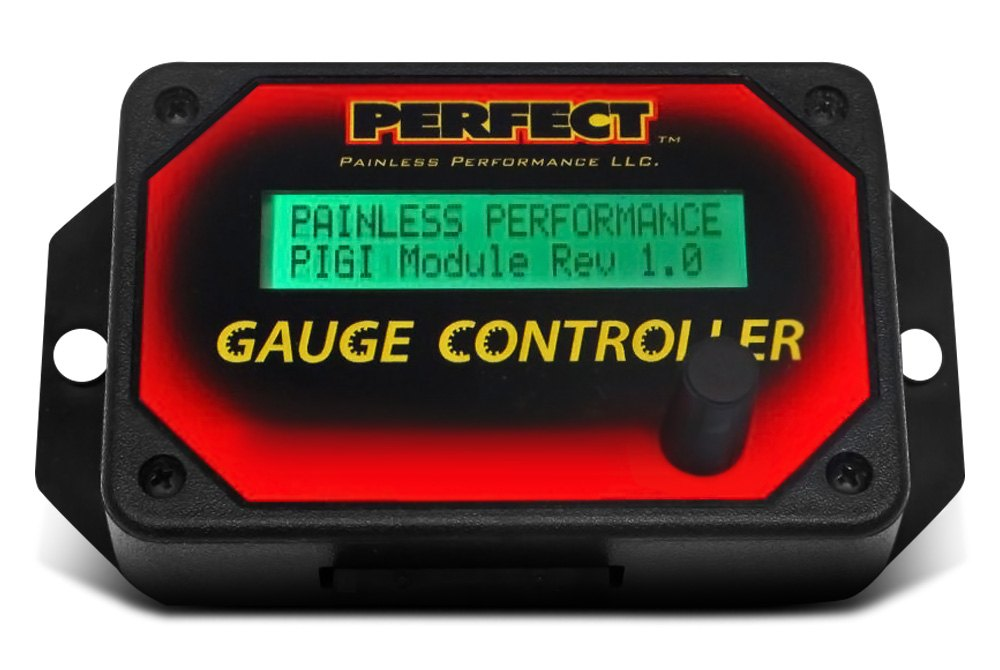 perfect ls gauge controller painless performance™ wiring harnesses, switches & kits carid com painless ls wiring harness at bakdesigns.co