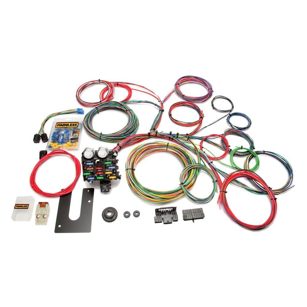 Snap Painless 12 Circuit Wiring Harness Universal Wire In Atv Elsavadorla