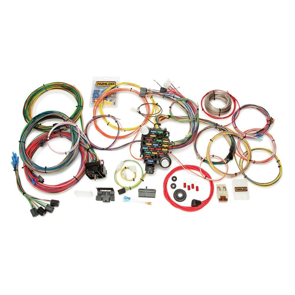 Painless Wiring Ford 5 0 Free Diagram For You 0l Efi Harness 10205 Fuel Injection