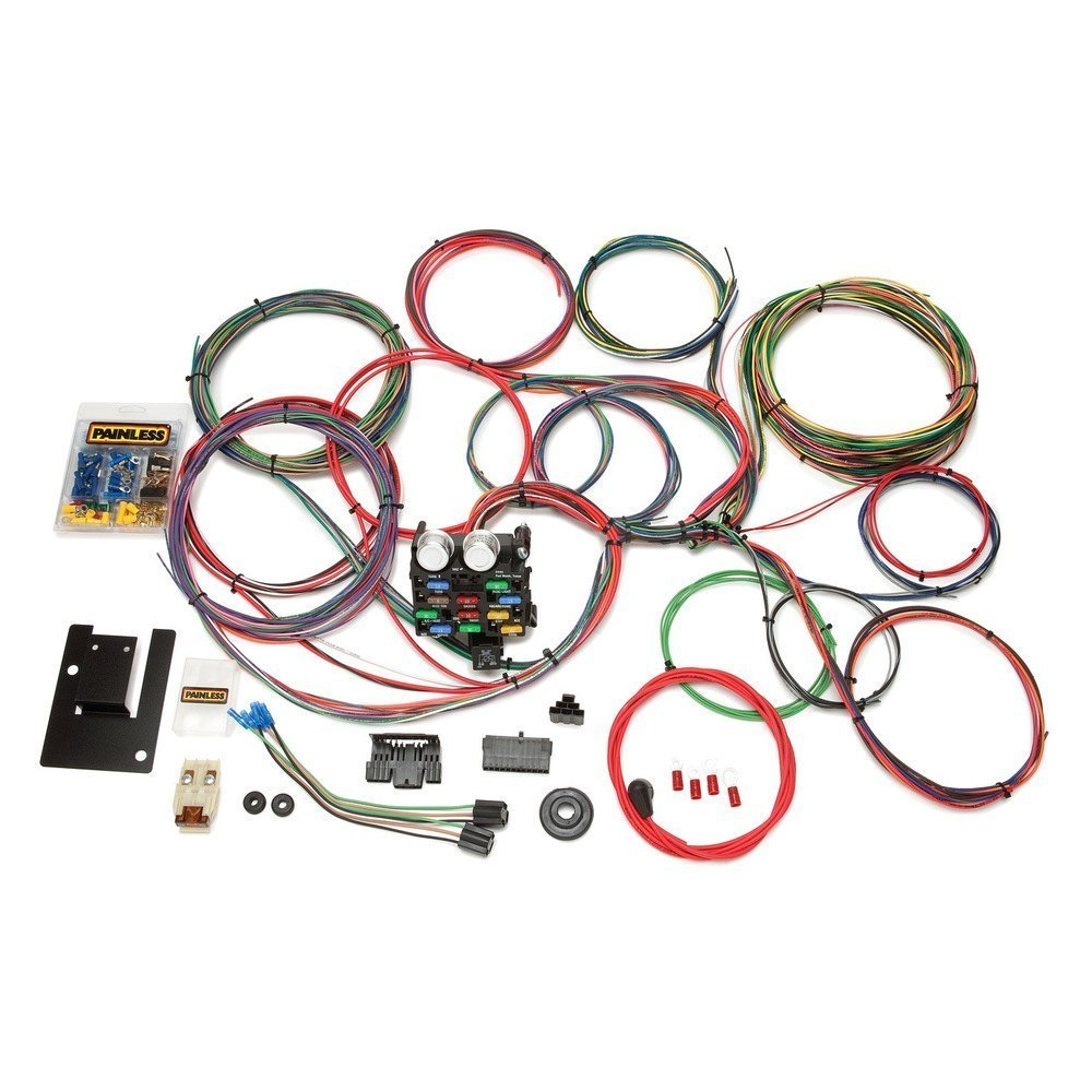 Painless Performance® - 21 Circuit Classic Chassis Harness