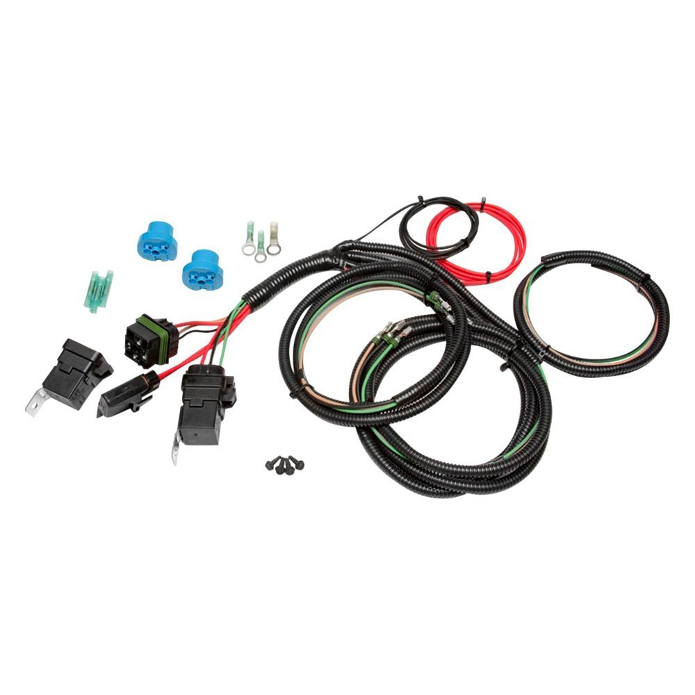 Painless Performance Headlight Bulb Conversion Harness