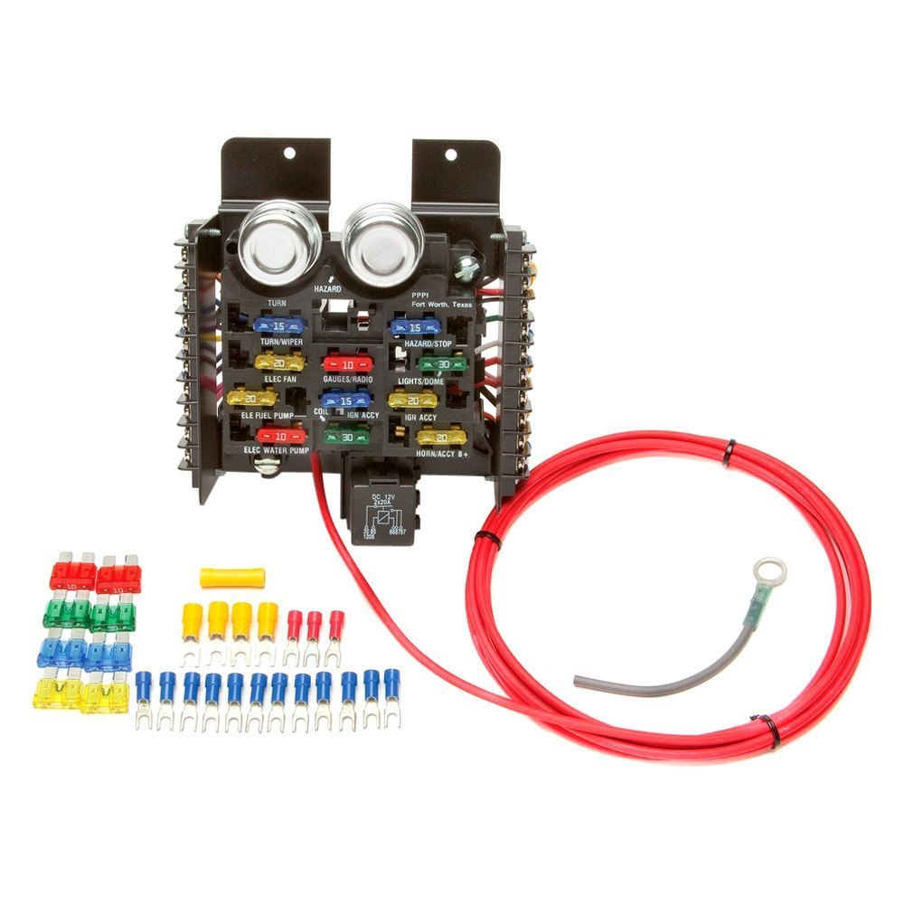 painless wiring pro street painless performance® 50101 - race pro street pre-wired 16 ... painless wiring 60221 #12