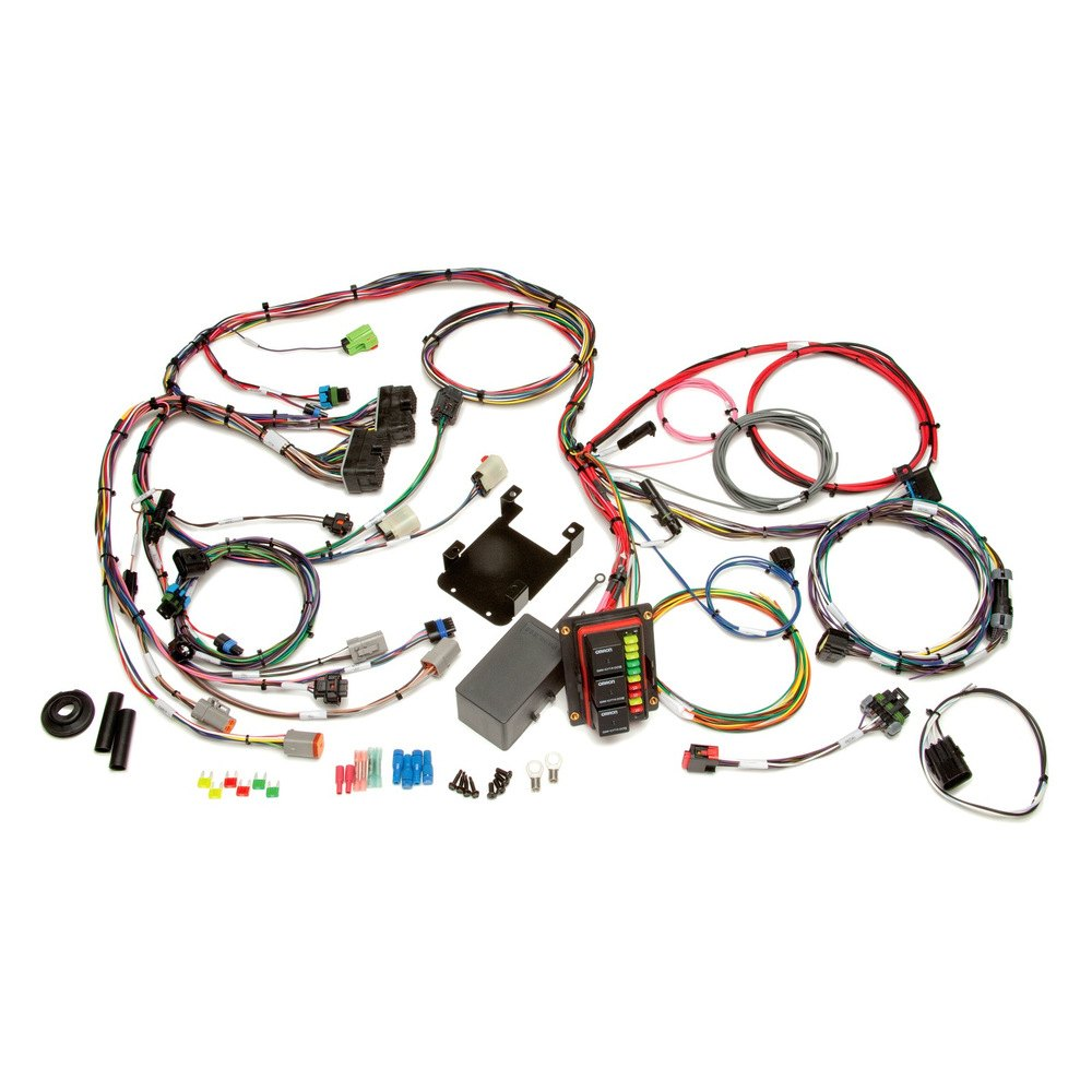 painless performance cummins diesel engine harness for manual transmission only